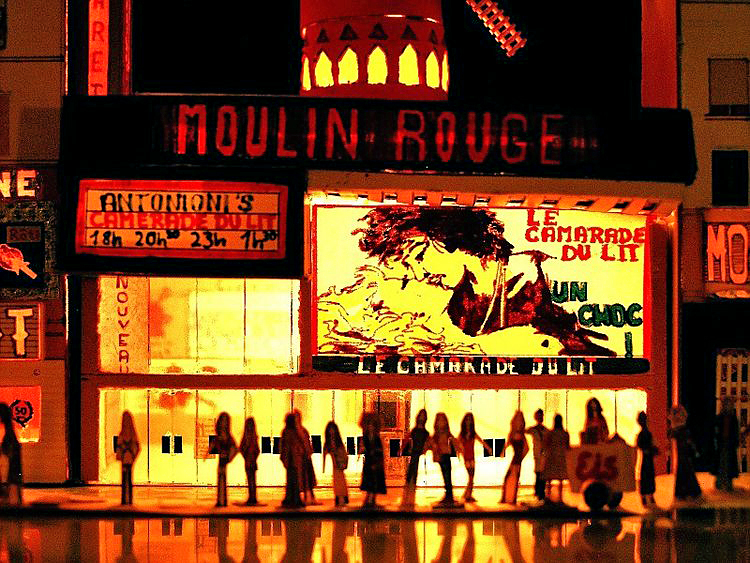 MOULIN ROUGE 1968