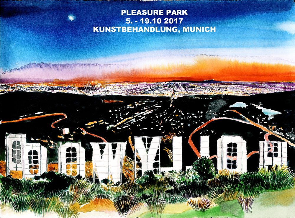 PLEASURE PARK - HOMAGE TO TOM OF FINLAND