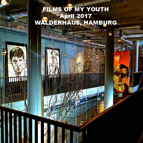 THE FILMS OF MY YOUTH: FASSBINDER - PASOLINI - WARHOL