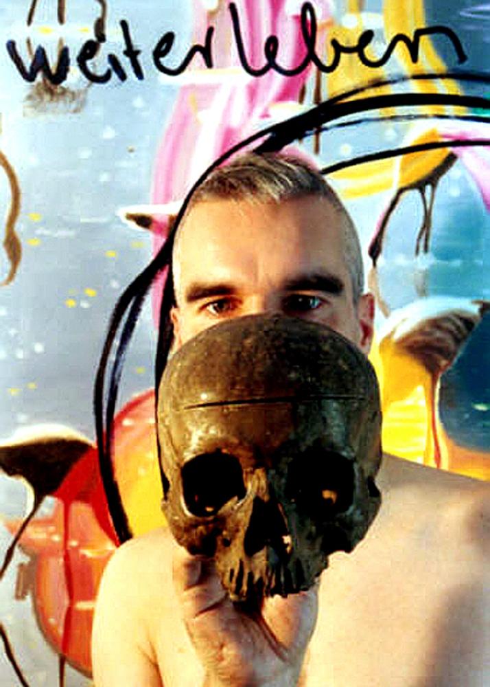MARTIN VON OSTROWSKI, ARTIST, BERLIN 2002