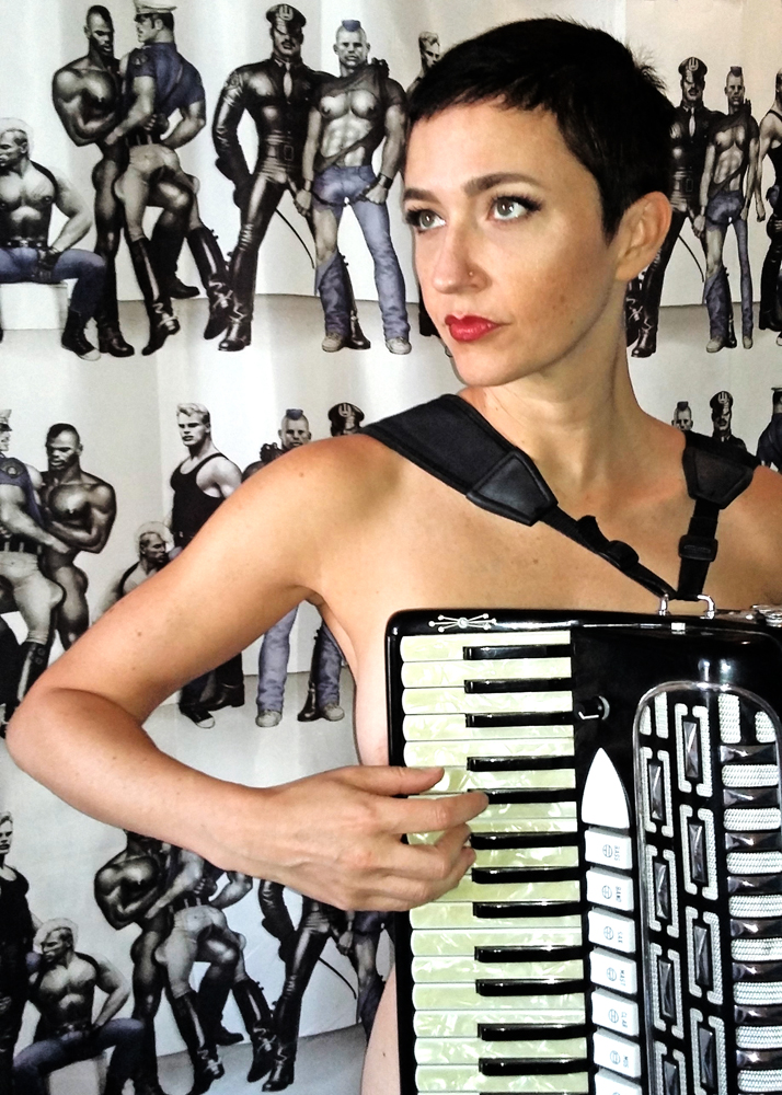MISS NATASHA ENQUIST, MUSICIAN, BERLIN 2018