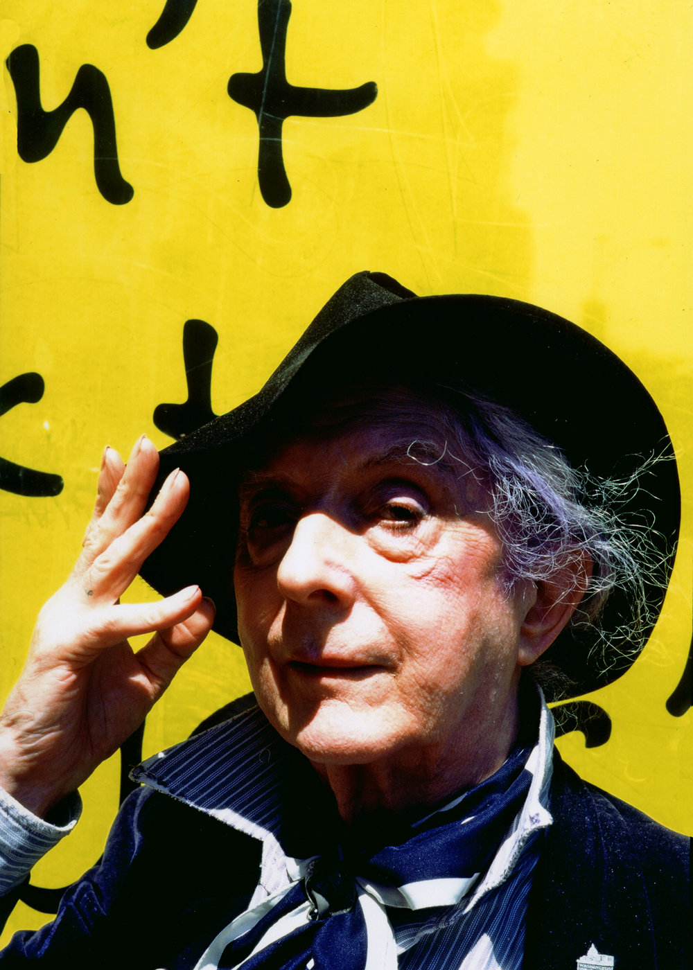 QUENTIN CRISP, LEGEND, NEW YORK 1995