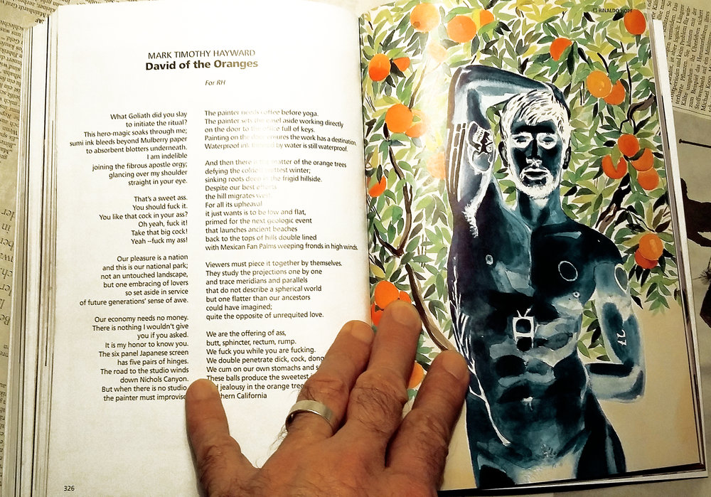 MEIN SCHWULES AUGE / MY GAY EYE - TOM OF FINLAND FOUNDATION SPECIAL / SAMPLE PAGES