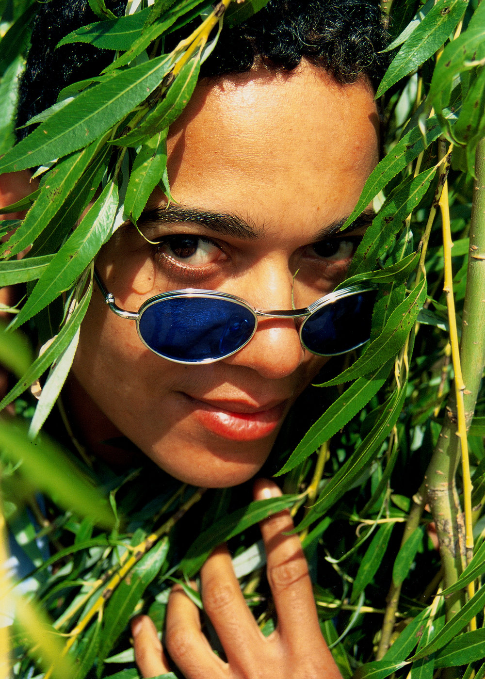 MO ASUMANG, ACTRESS, BERLIN 1998