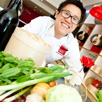 Jeremy Pang,  Partner Chef