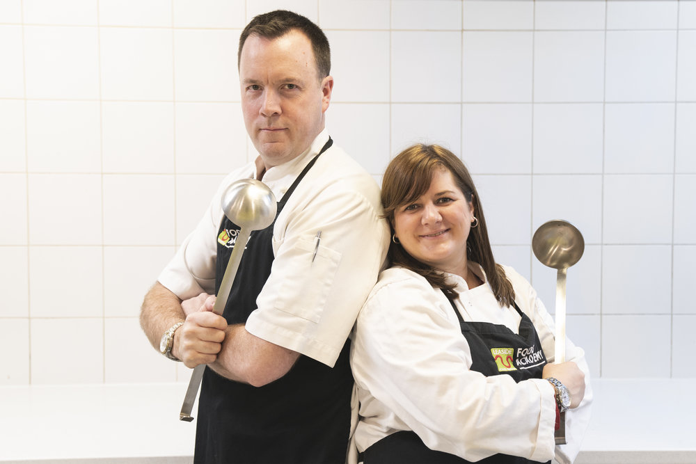 ARE YOU READY TO HAVE FUN AND LEARN WITH CHEF BEN PURTON WHAT YOU NEED TO GET A JOB
