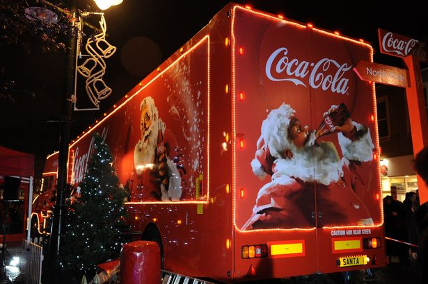 This Iconic Ad Has Actually Become Part of Christmas  - The use of the big idea in 1935 and then the trucks being introduced in the mid-nineties has created a legendary promotion