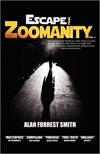 My first book - ESCAPE FROM ZOOMANITY
