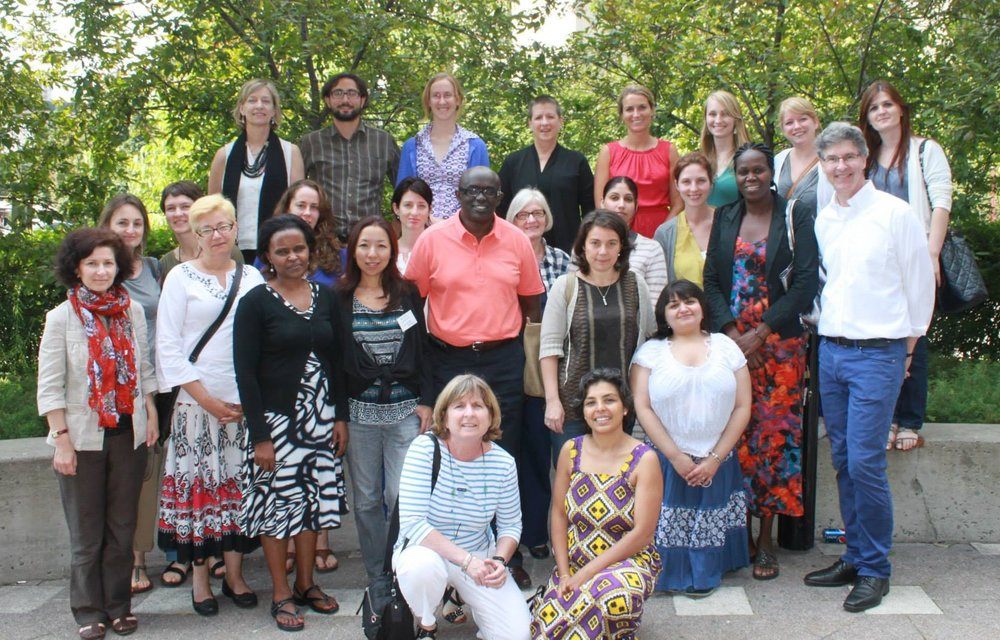 DELIVERED 5 dAY GENDER TRAINING IN PARTNERSHIP WITH MOSAIC.NET INTLOTTAWA, CANADA (2013) -