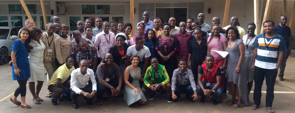 DELIVERED GENDER EQUALITY & INCLUSION TRAINING FOR AIMS RWANDA STUDENTS Kigali, RWANDA (2016) -