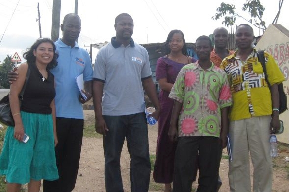 Co-DESIGNED & LED COMMUNITY GENDER BASED ANALYSISPLAN INTL MICROFINANCE PROJECTAccra, GHANA (2011) -