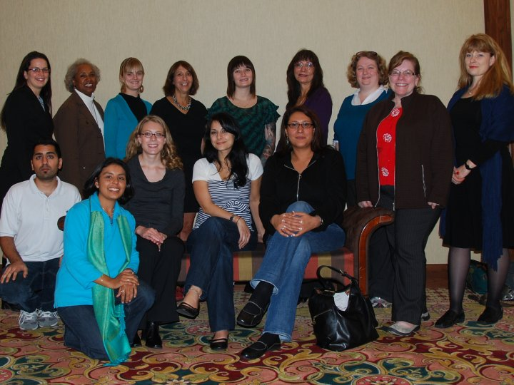 DELIVERED 5 DAY GENDER TRAININGTORONTO, CANADA (2009) -
