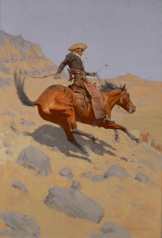 Oceanus Boyd - CowboyGunslingerLadies man