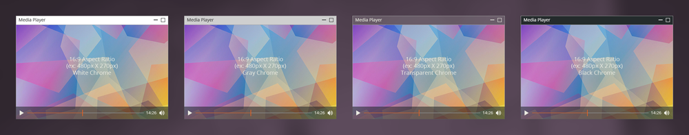 ON24 Platform 10 Media Player Widget