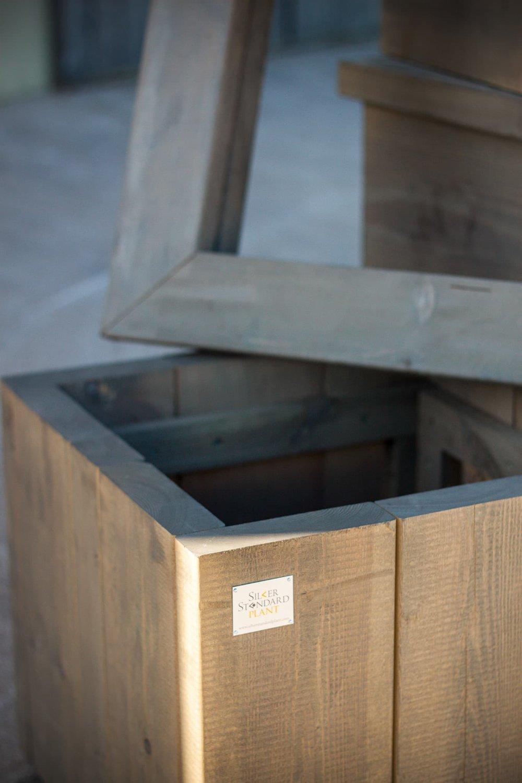 .... Waste bins .. Atkritumu kastes ....