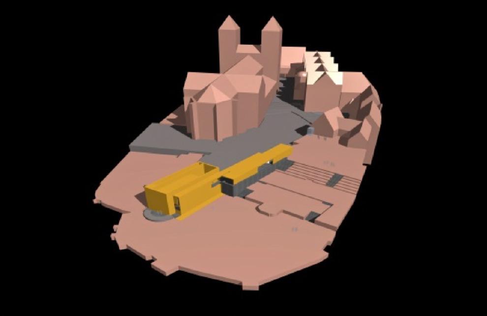 Visualisierung Neubau Quelle: kk-architekten 2012