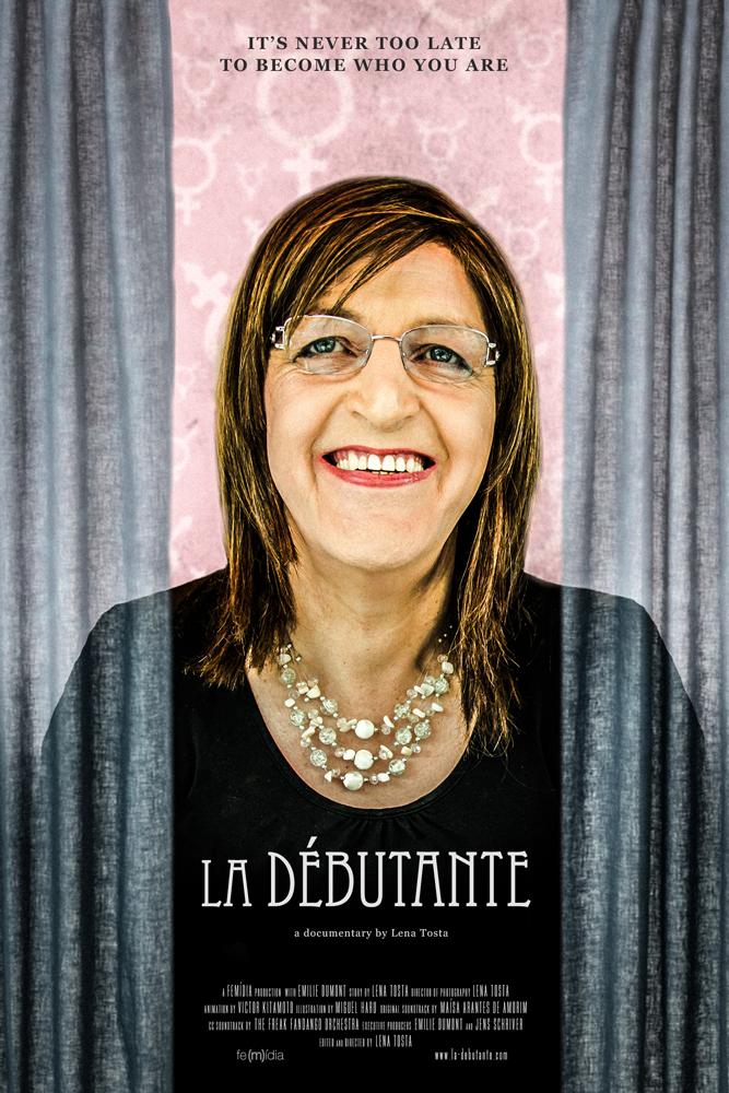 La Débutante - Poster
