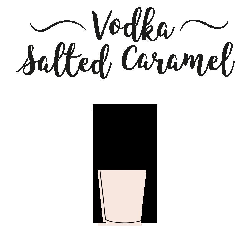 Ingredients: Sugar, Vodka, Flavours, Colours.