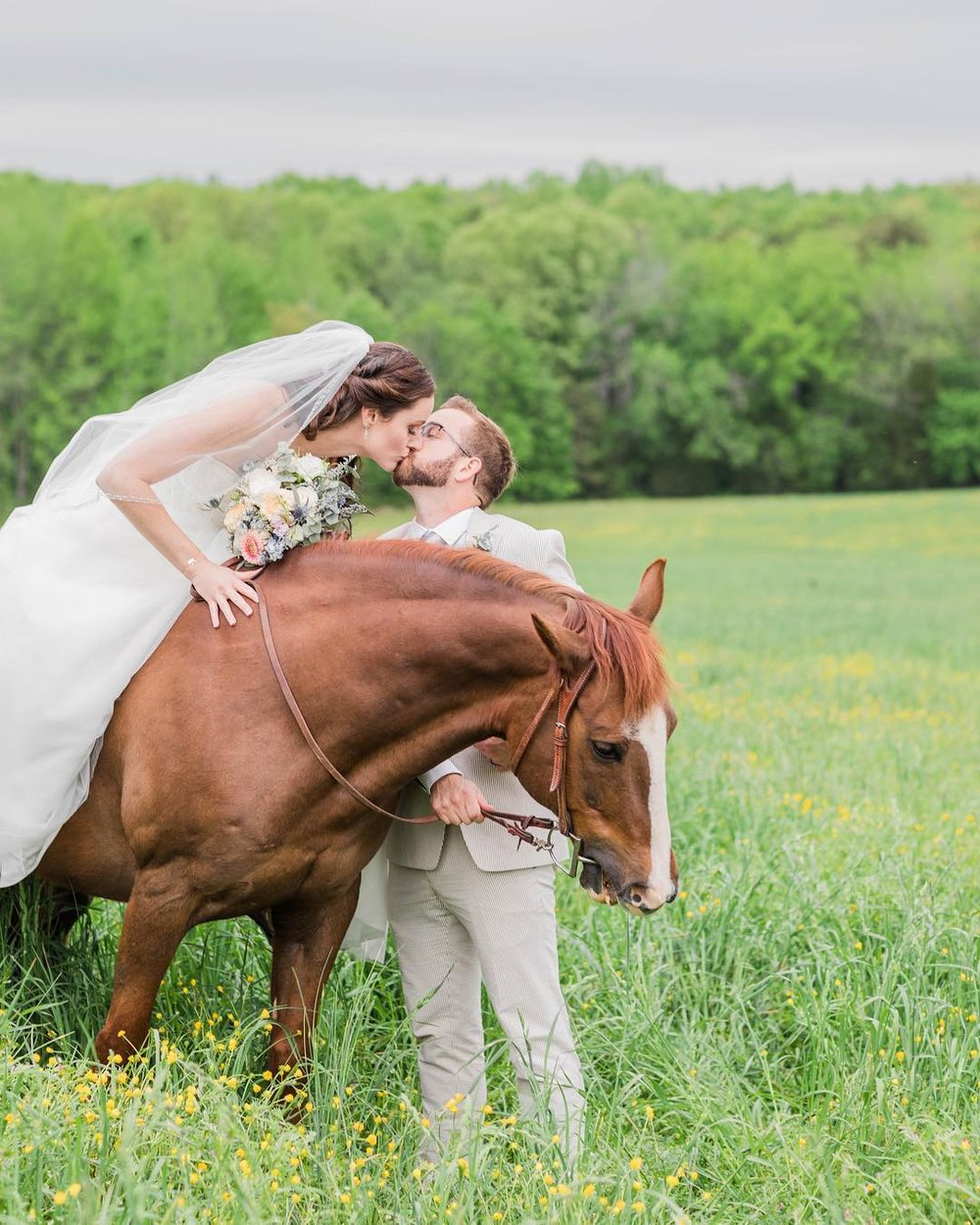 "- Shannon and Erik ""Brooke took care of everything day of the wedding which made it laid back and stress free. We were able to just enjoy our wedding and guest and she made all the magic happen!"""