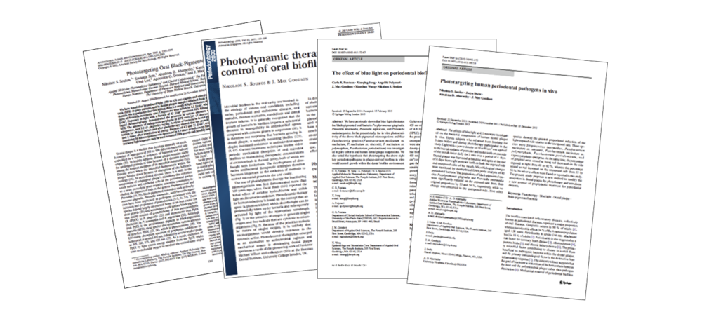 Click any of the titles below to download the RESPECTIVE paper.
