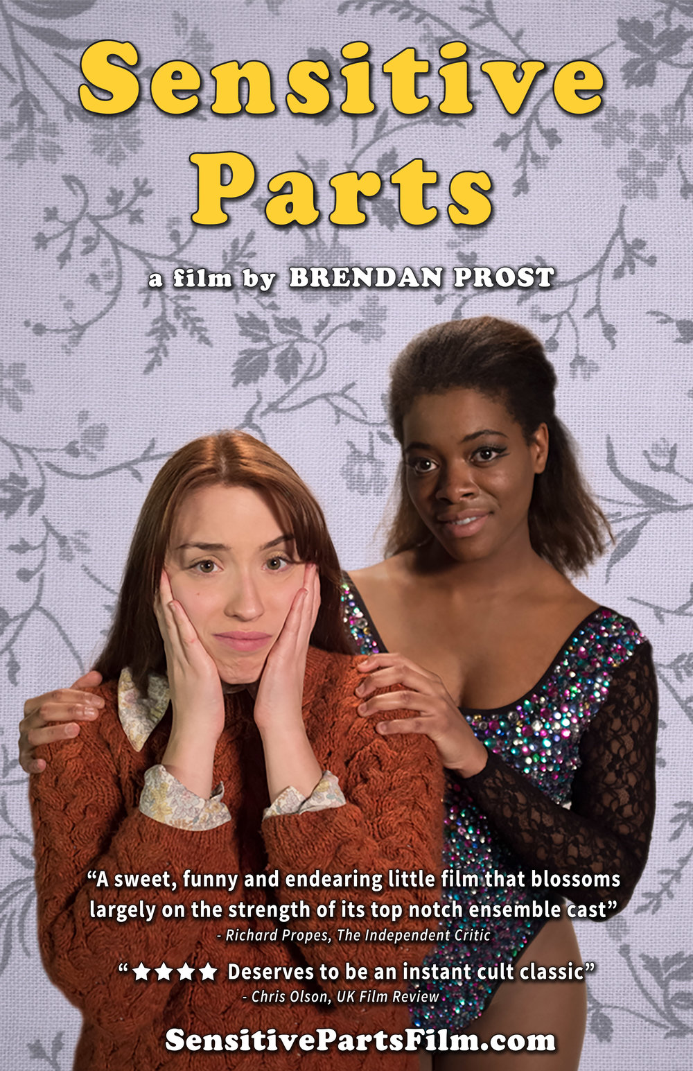 Sensitive Parts - 2017 / Dramatic Comedy / 69mins