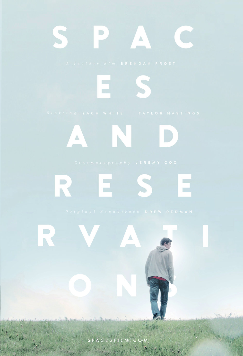 SPACES AND RESERVATIONS - 2014 / Drama / 140mins