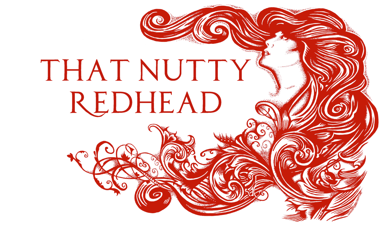 That Nutty Redhead
