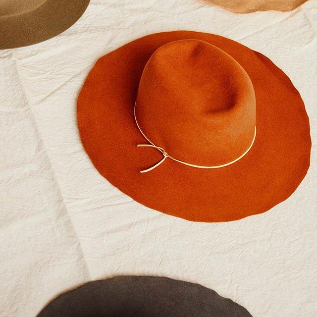 FAIR HATS 🌿#lachapellerieclandestine #hat #handmade #madeinfrance #fairfashion