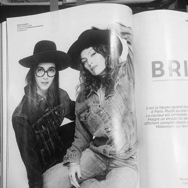 Les BRIGITTE portent le NUMÉRO 24 ! 👏🏻👏🏻👏🏻#hat #handcrafted #madeinfrance #ethicalfashion #brigitte