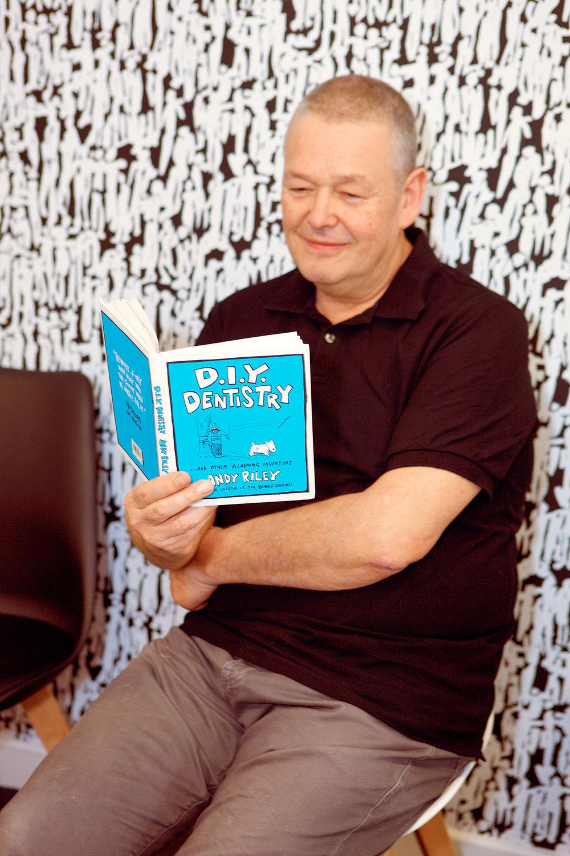 David Vaughan Dental David reading.jpg