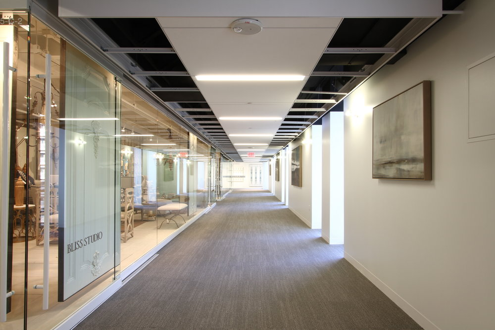 2015 AGC Merit Award - America's Mart, Bldg 1, 15th Floor-