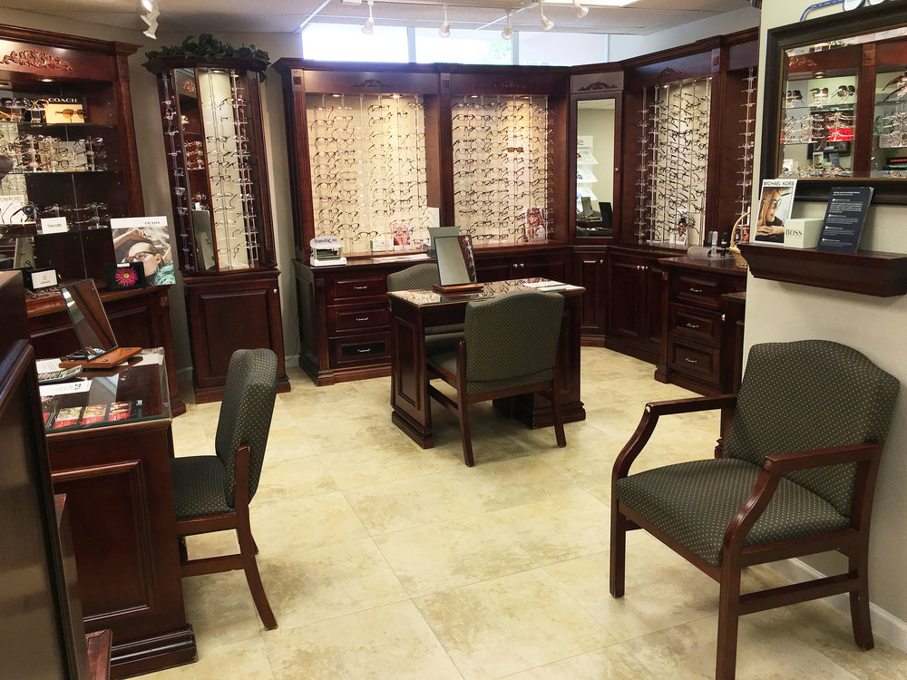 The Optical Shop -
