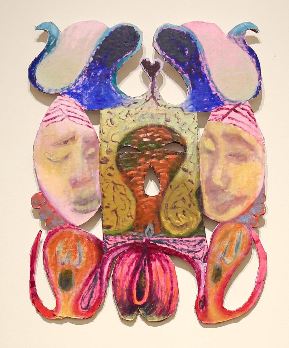 Untitled (Face Mask)
