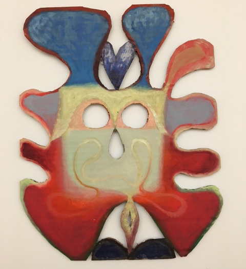 Untitled (Heart Mask)
