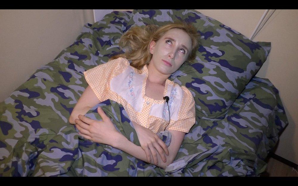 Jordan Strafer, video still from 'Cherry', 2018