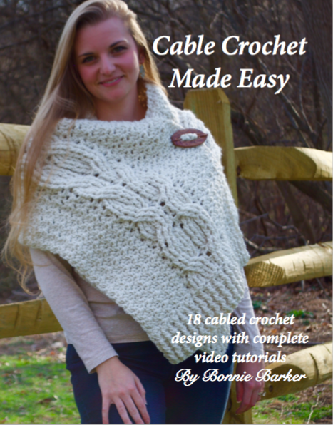 Cable Crochet Made Easy - Book Review