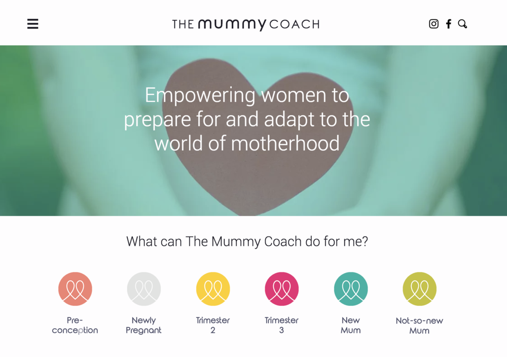 www.themummycoach.co.uk