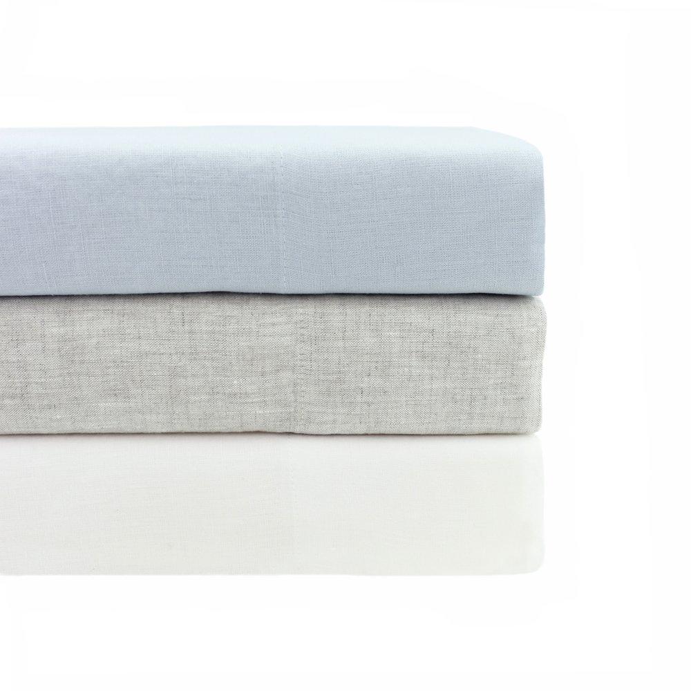 Linen Sheet Set_Plain Hem_All Colors.jpg