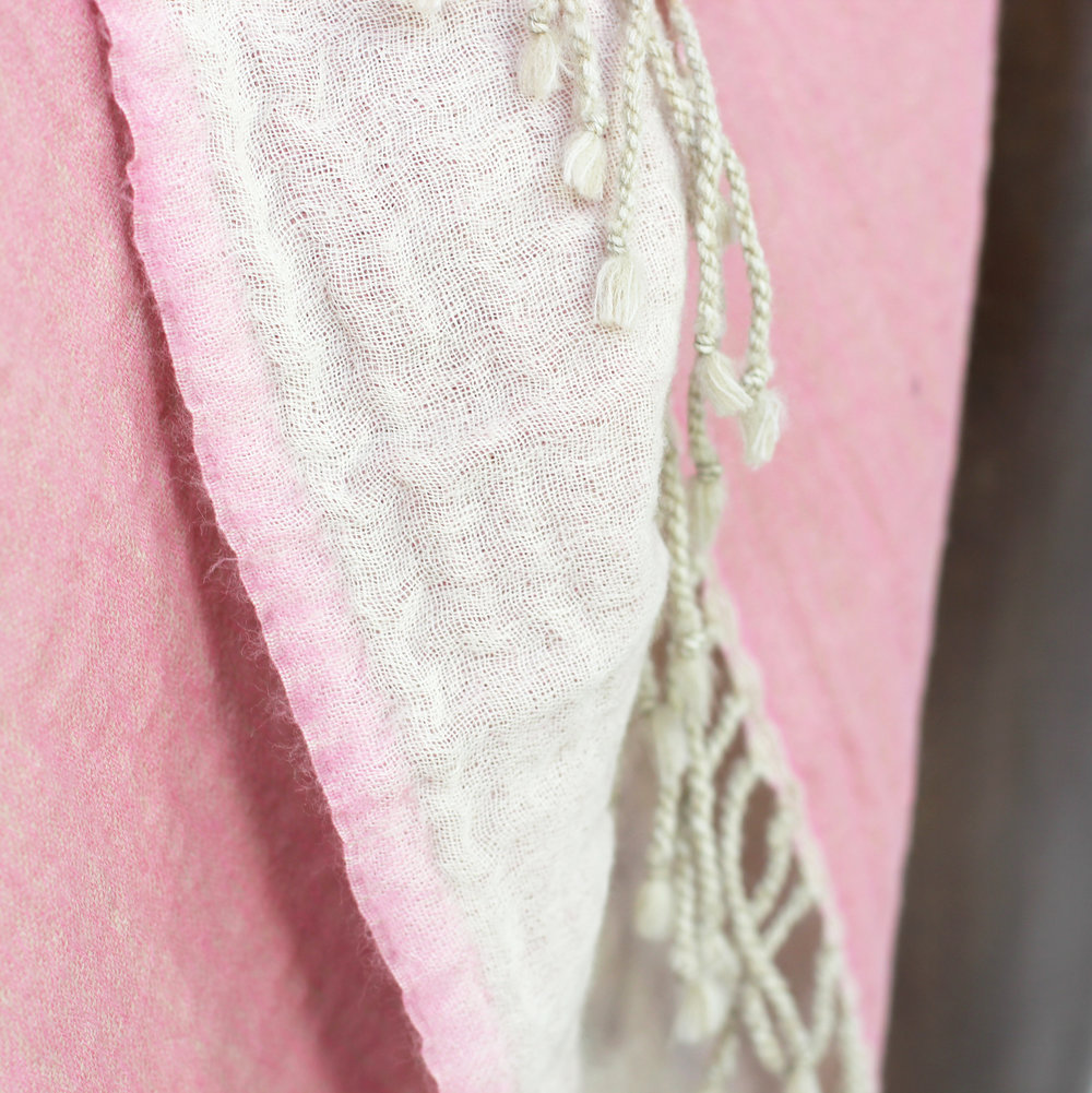 Merino Wool Rev Throw_Pink Natural_Chair Detail.jpg