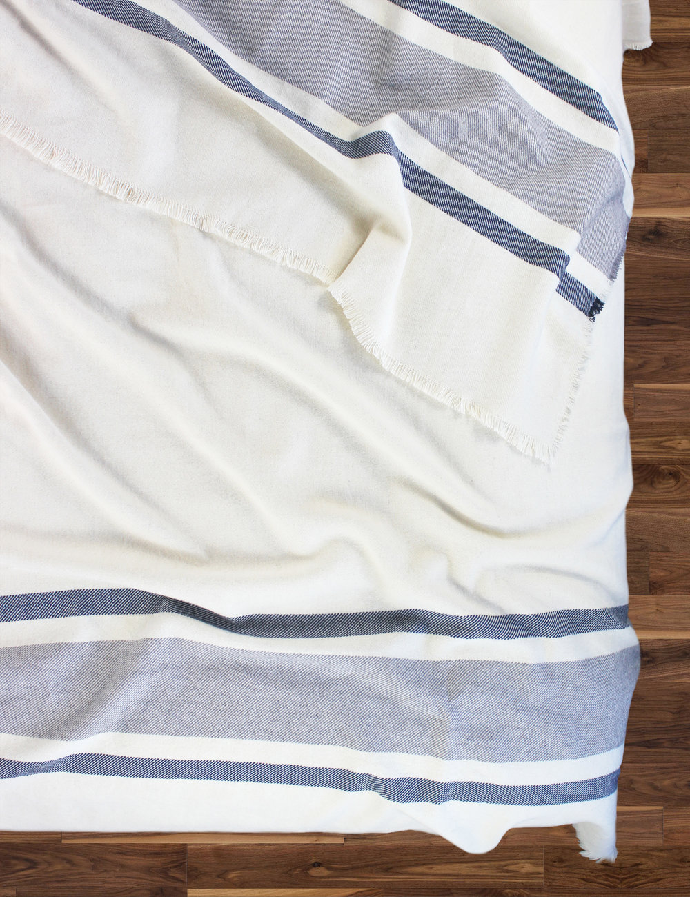 Woodland Stripe Wool Blend Blanket_Natural 2.jpg
