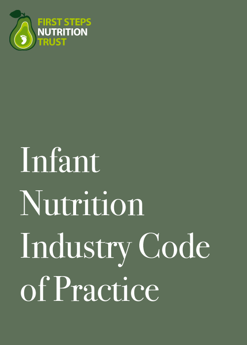 Infant Nutrition Industry Code of Practice