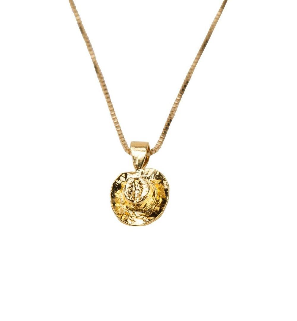 df6ff08cf484f5 Cowgirl Pendant Necklace — Rosalie Jade Jewelry