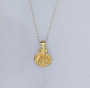 3b78fd51031196 Baby Shell Necklace — Rosalie Jade Jewelry