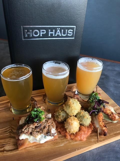 Join us every Thursday as  we feature three different beers paired with three different delicious entree samples via Chef Jakub!                                                               $15