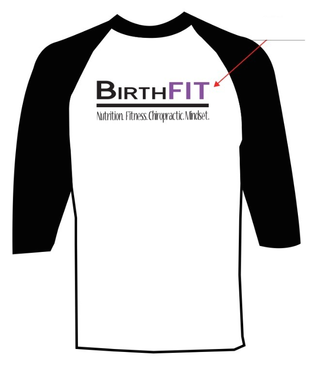BirthFIT- t-shirt