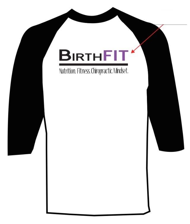 BirthFIT- t-shirt