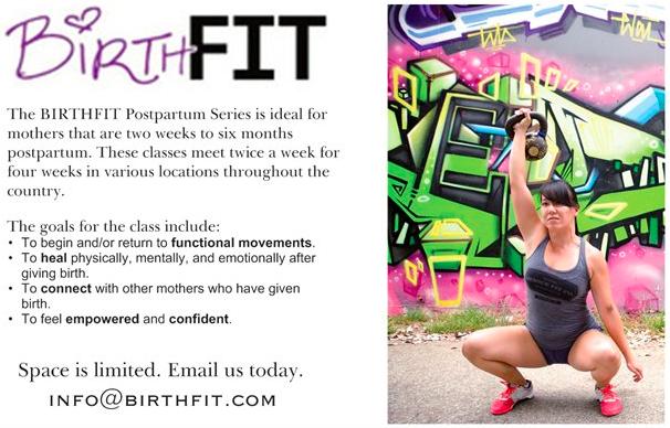 BIRTHFIT PP Social Media