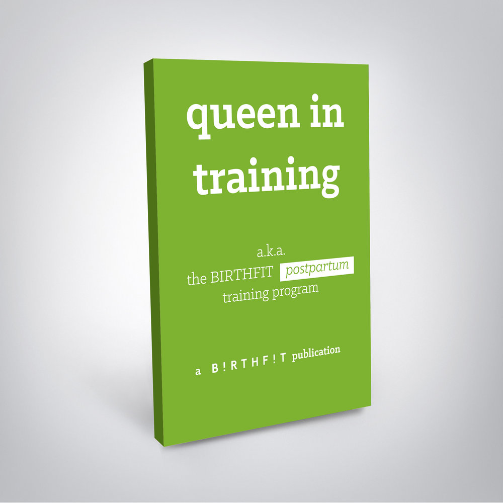 Queen In Training Green Book