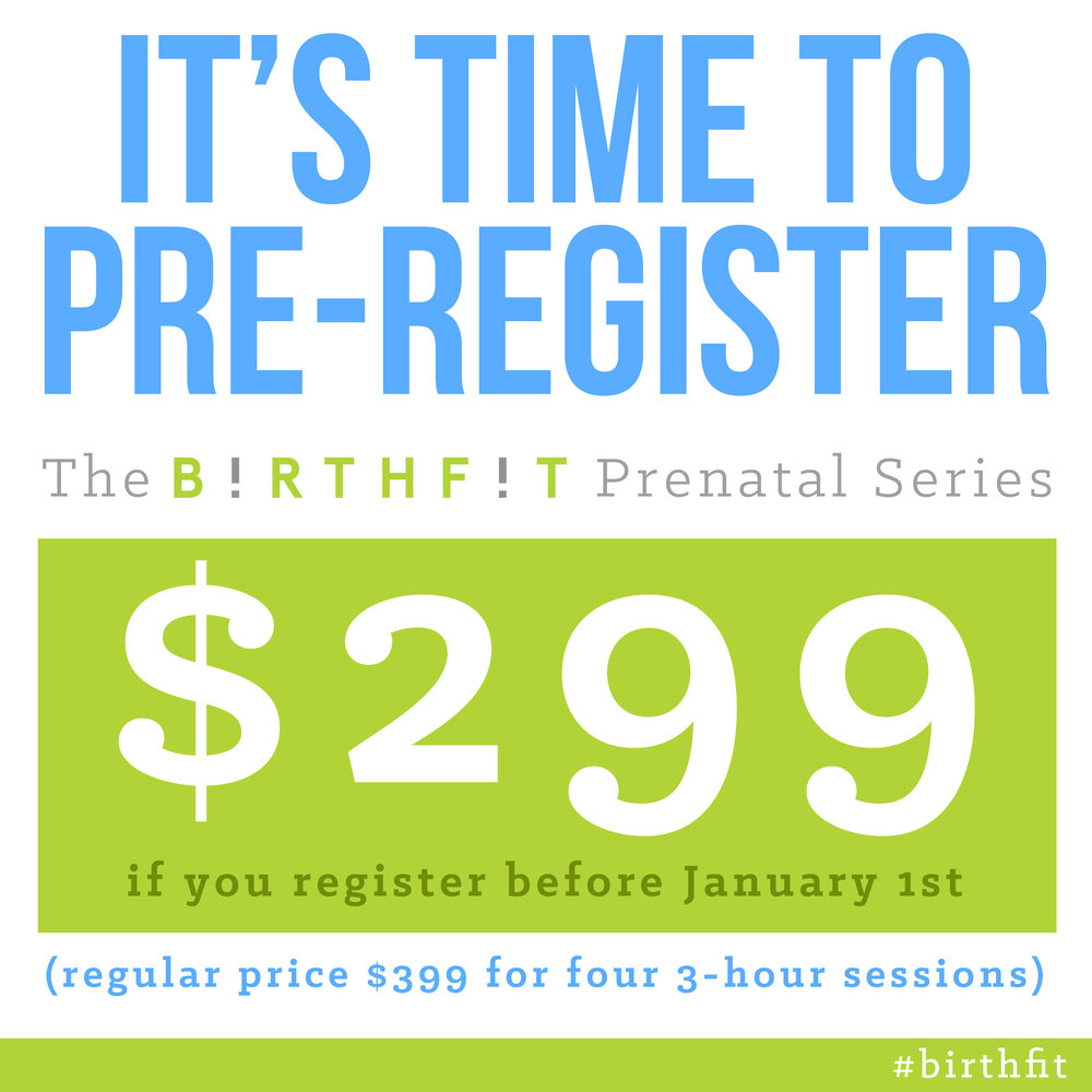 The BIRTHFIT Prenatal Series