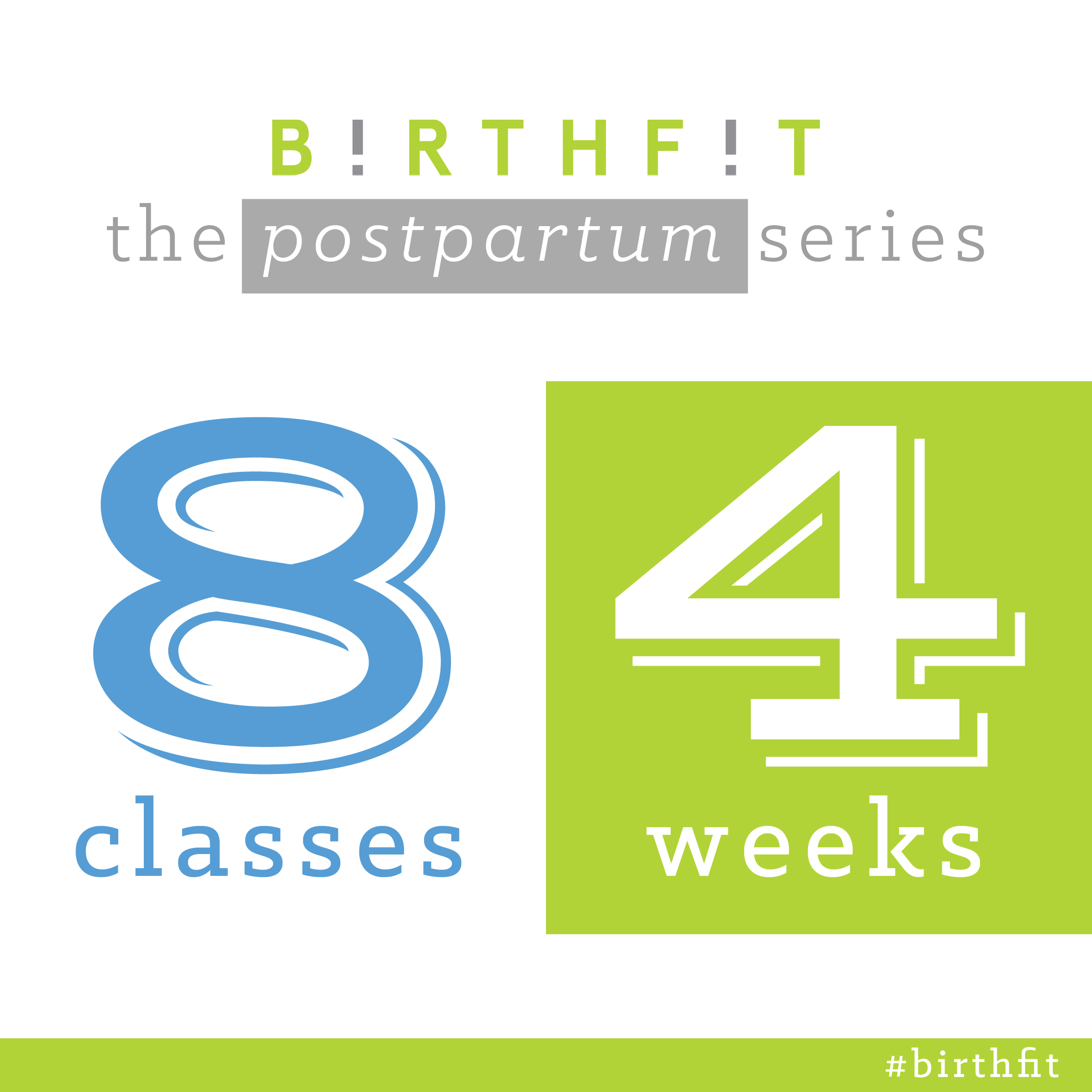 BIRTHFIT PP Series Graphics - Insta